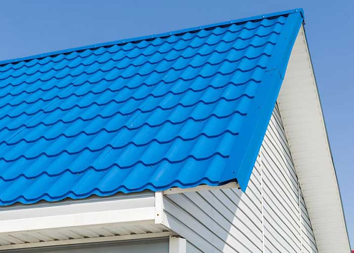 Roof of a commercial building Best metal roof contractor in Panama City, FL | Panama City, FL metal roof contractor | Panama City, FL roofing companies