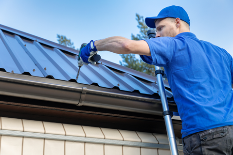 best metal roof contractor in Panama City